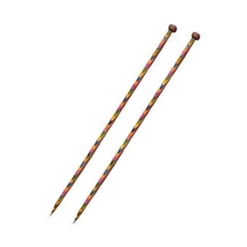 "Knitpicks 14"" Rainbow Straight Needle from Knit Picks"