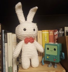 Crochet Love Bunny<br /> Saturday, January 20th, 11:30am-2:30pm