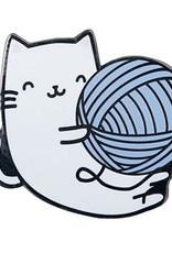 Knitpicks Enamel Pin from Knit Picks