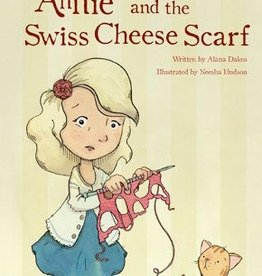NNK press Annie and the Swiss Cheese Scarf