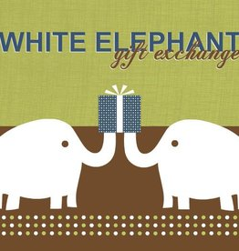 Yarn it & Haberdashery White Elephant RSVP