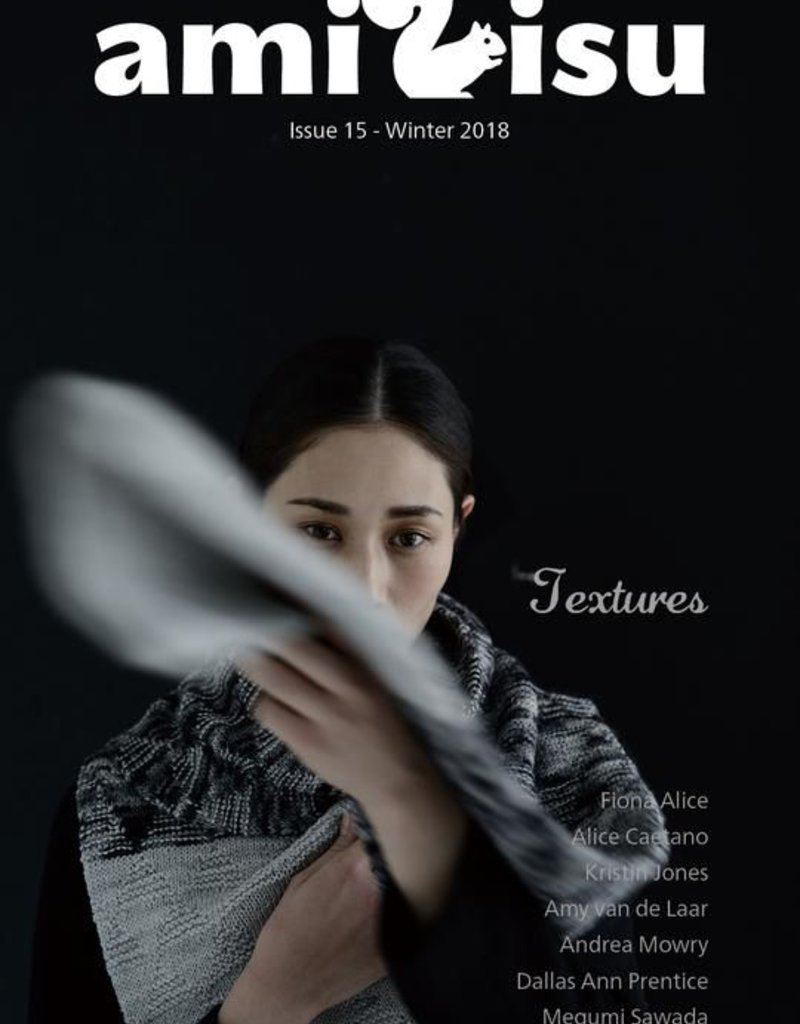 Amirisu Amirisu Winter 2018 Issue 15
