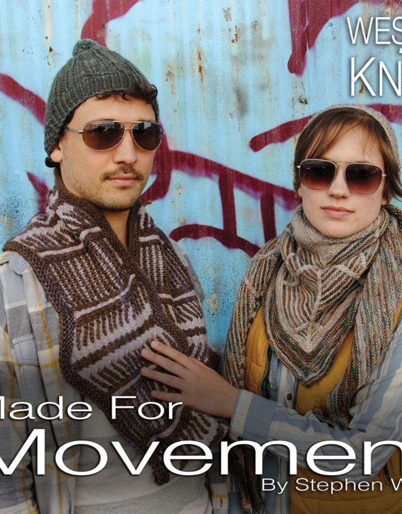 Westknits WestKnits Book 4 by Stephen West