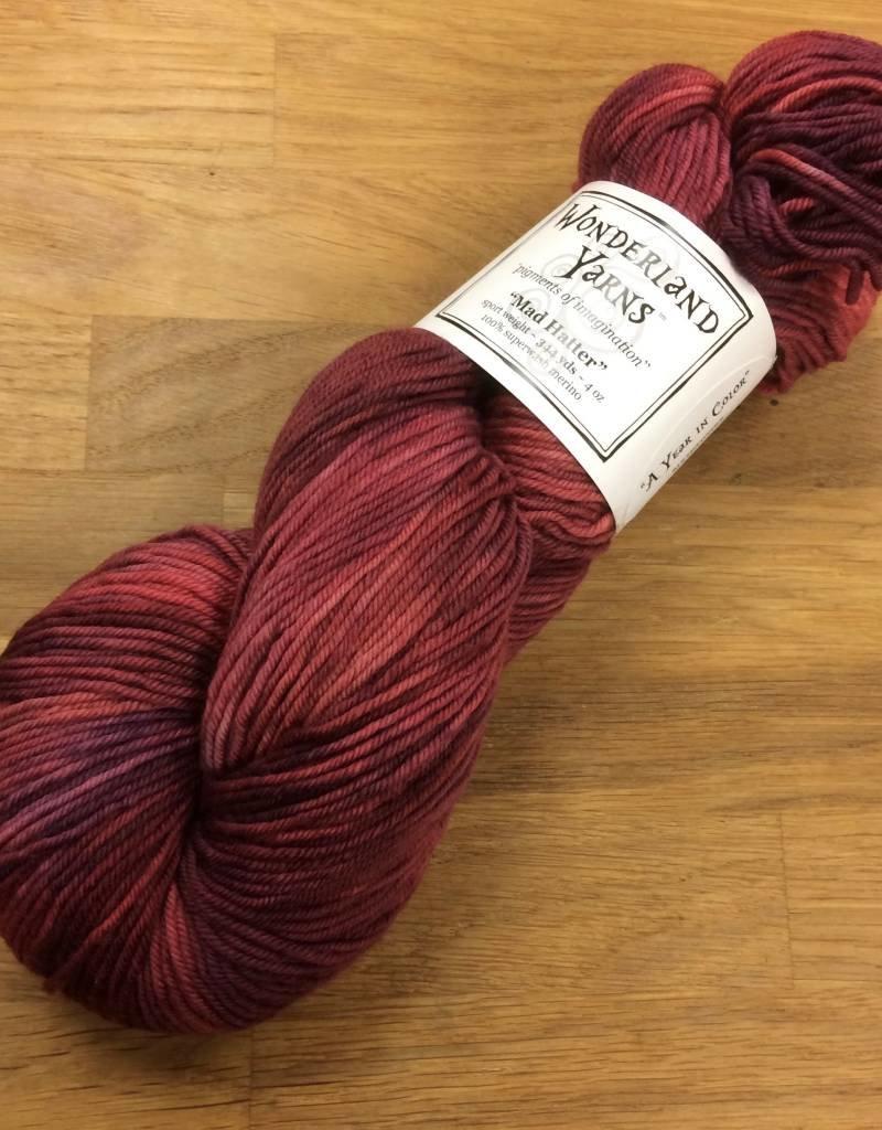 Wonderland Yarn Wonderland Yarn of the month- Birthstones - Mad Hatter