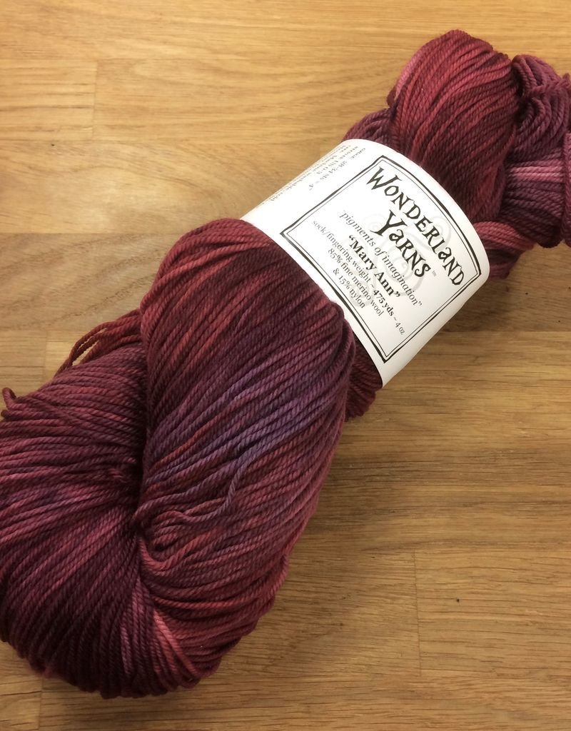 Wonderland Yarn Wonderland Yarn of the month- Birthstones - Mary Ann