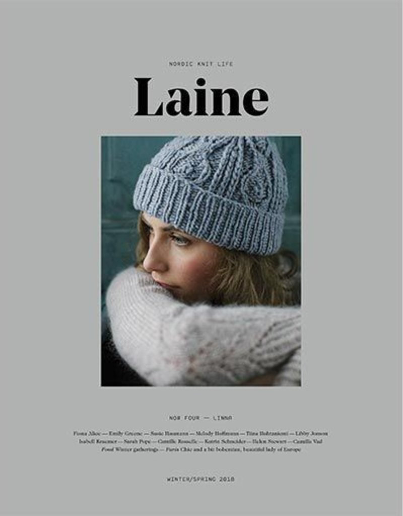 Laine Laine Magazine Issue Four - Linna