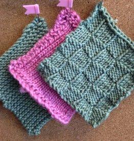 April Beginning Knitting<br /> Tuesdays, April 18 &amp; 17th, 6-7:30pm