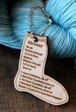 NNK press Kitchener Sock Fob
