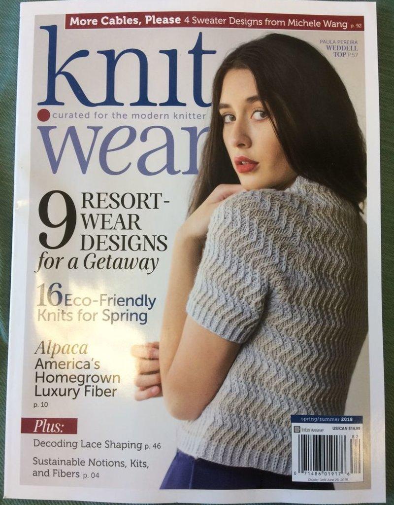 Knitwear Spring/Summer 2018