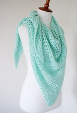 Adore Shawl, spring crochet wrapSaturday, May 12 & 19th, 3-4:30pm