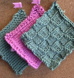 July Knitting 101: Beginning Knitting Tuesdays, July 10 & 17th, 6-7:30pm