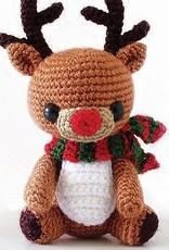 Rudy Reindeer, Christmas in July amigurumi! Saturday, July 21 & 28th, 3-5pm
