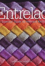 Sixth&spring books Entrelac: The Essential Guide to Interlace Knit By Rosemary Drysdale