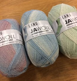 Lang Yarns Jawoll Cotton Stretch by Lang Yarns