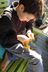 May Kids' Beginning Knitting, Saturdays, May 5 & 12th, 11am-12:30pm