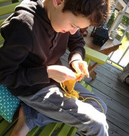 May Kids' Beginning Knitting, Saturdays, May 5 & 12th, 11am-12:30pm
