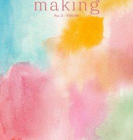 Madder Making No.5/ Color