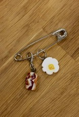 Ann Tudor Ann Tudor Glass Stitch Marker Duo