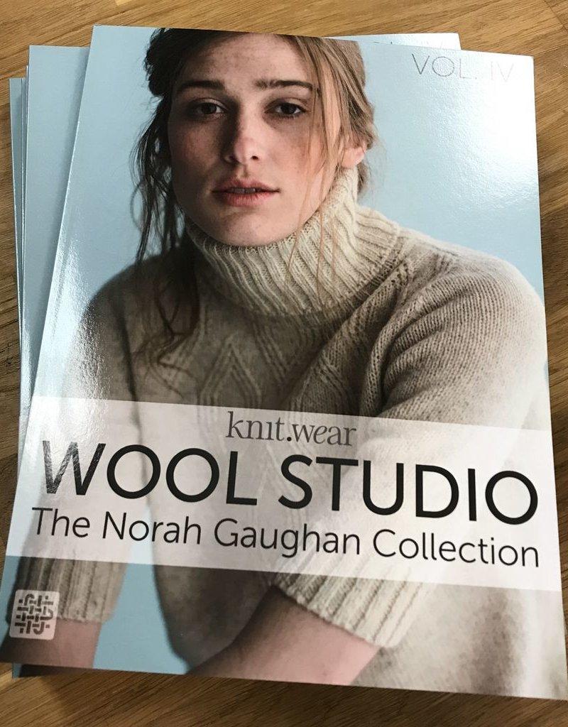 Interweave Knit.Wear Wool Studio Vol.IV