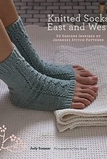 Stewart Tabori & Chang Knitted Socks East and West : 30 Designs Inspired