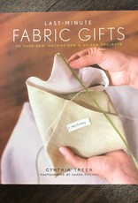 Hachette Last-Minute Fabric Gifts