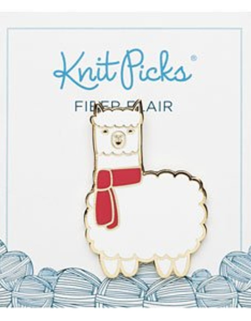 Knitpicks Enamel Pin from Knit Picks