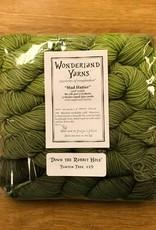 Wonderland Yarn Mad Hatter Mini Skeins  Down the Rabbit Hole