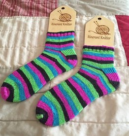 Cuff-Down Beginning Sock<br /> Saturdays, September 8, 15, &amp; 22nd, 1-3pm