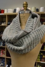 Brioche Cowl - Colorwork Tuesday, August 21st, 6-8pm