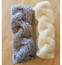 Tunisian Braided Ear Warmer<br /> Saturday, September 22nd, 2-4pm
