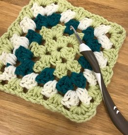 Beginning Crochet<br /> Wednesdays, October 10 &amp; 17th, 5-7pm