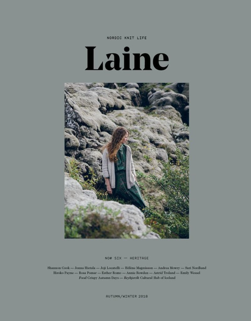 Laine Laine Magazine Issue Six - Heritage