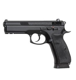 "CZ-USA CZ-USA 75 SP-01 9MM 4.7"" Black CA"