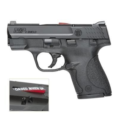 """Smith & Wesson Smith & Wesson M&P Shield 9MM 3.1"""" 3 Dot Sight Black CA"""