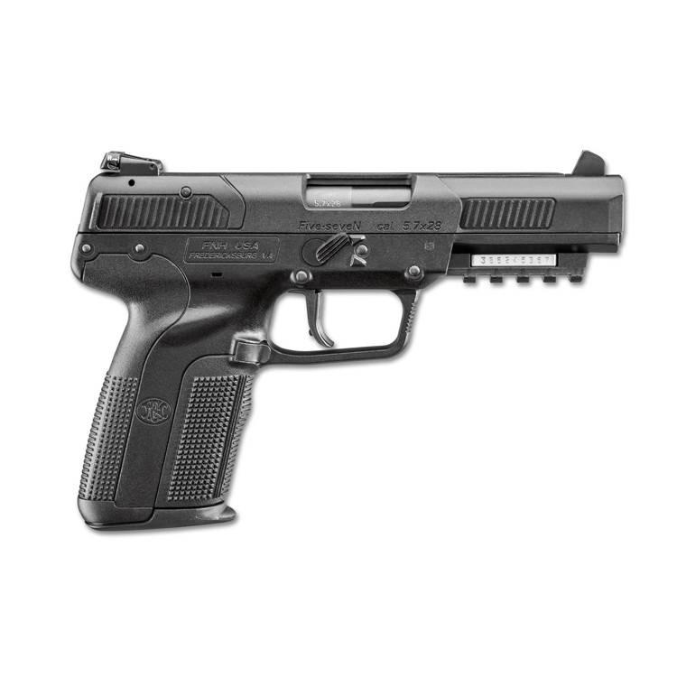 "FN America FN Five-SeveN 5.7x28MM 4.75"" 10Rd Black CA"