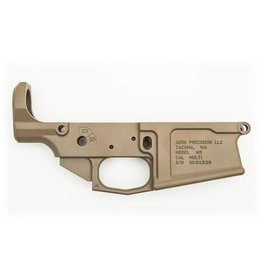 Aero Precision Aero Precision M5 (.308) Stripped Lower Receiver Anodized FDE Cerakote