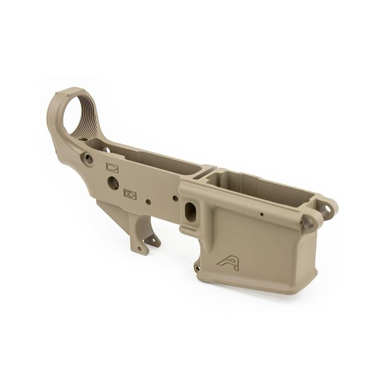 Aero Precision Aero Precision AR15 Stripped Lower Receiver Gen2 FDE Cerakote