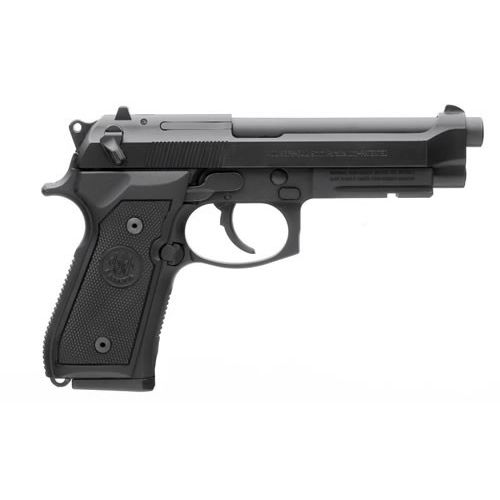 "Beretta M9A1 9MM 4.9"" Black CA"