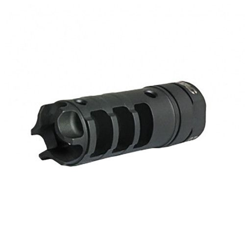 Lantac Lantac Dragon Advanced Muzzle Brake 7.62 x 51MM (.308) Black