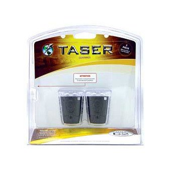 TASER Taser Pulse C2 Air Cartridges Black (2-Pack)