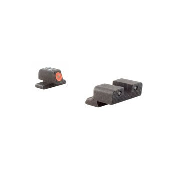 Trijicon Trijicon HD XR Night Sight Set Springfield XD/XD(M) Orange Front