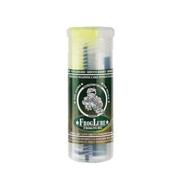 FrogLube FrogLube FrogTube Kit CLP/Solvent/Paste/Brush/Towel Non Toxic Biodegradable Firearm Treatment System Durable Cylinder