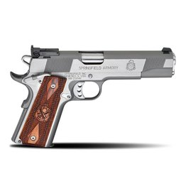 "Springfield Armory Springfield Armory 1911 Loaded Target Stainless 9MM 5"" CA"