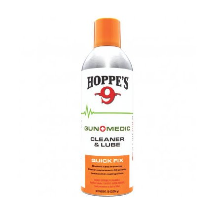 Hoppes Hoppe's Gun Medic Cleaner & Lube 10 OZ
