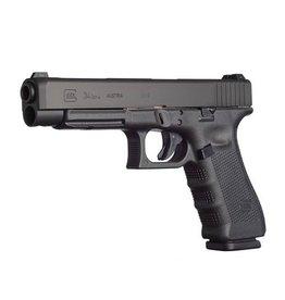 """Glock Glock 34 Gen4 9MM 5.3"""" Black"""