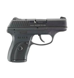 """Ruger Ruger LC380 380ACP 3.12"""" Fixed Sights Black CA"""