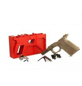 Polymer80 Polymer80 PF940v2 80% Pistol Frame Kit Glock 17, 17L, 22, 24, 31, 34, 35 Polymer - FDE