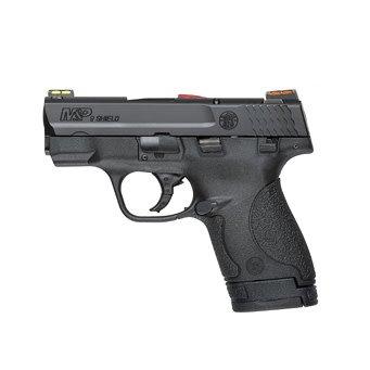 "Smith & Wesson Smith & Wesson M&P Shield 9MM 3.1"" HiViz Fiber Sights Black CA"