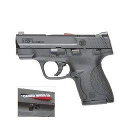 "Smith & Wesson Smith & Wesson M&P Shield 40S&W 3.1"" 3 Dot Sight Black CA"