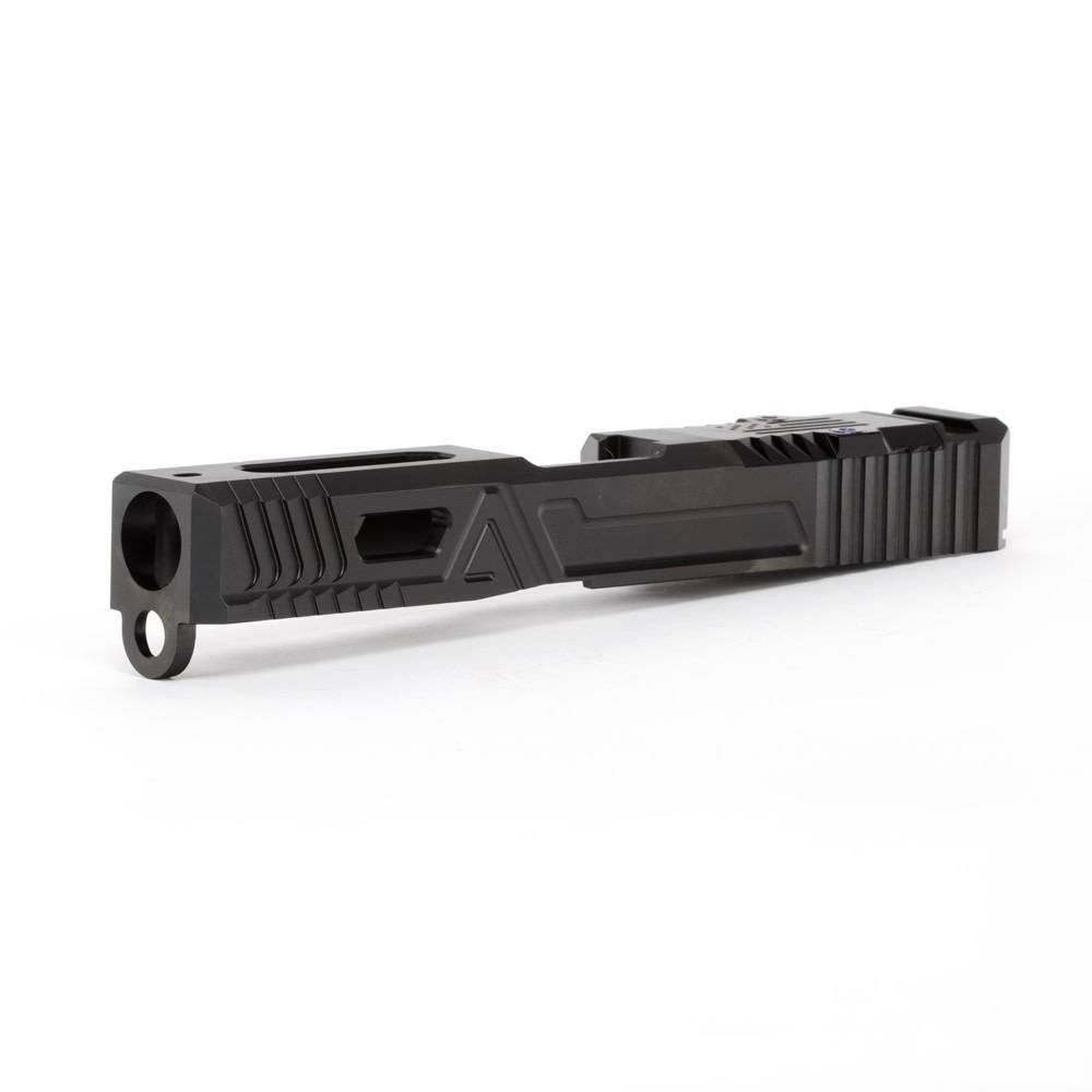 Agency Arms Agency Arms 19 Gen3 Urban Combat Slide Black DLC